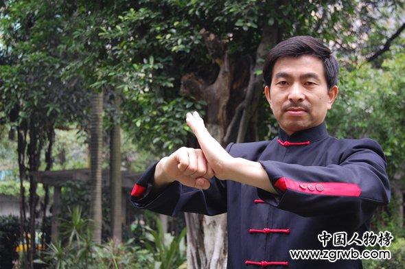 陈家沟太极拳馆南昌分馆馆长