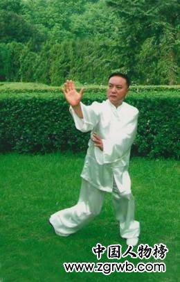 华夏文化宫门八卦掌唯一传承人--李增云