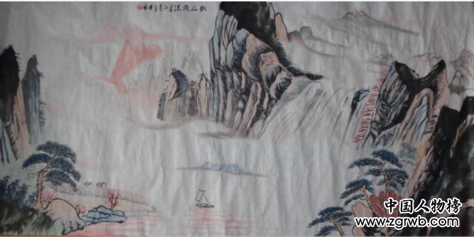 左建华---全国名人书画艺术风采展示