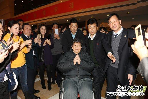 首都各界lol投注平台毛主席诞辰123周年座谈会暨中红书画院慰问老同志新