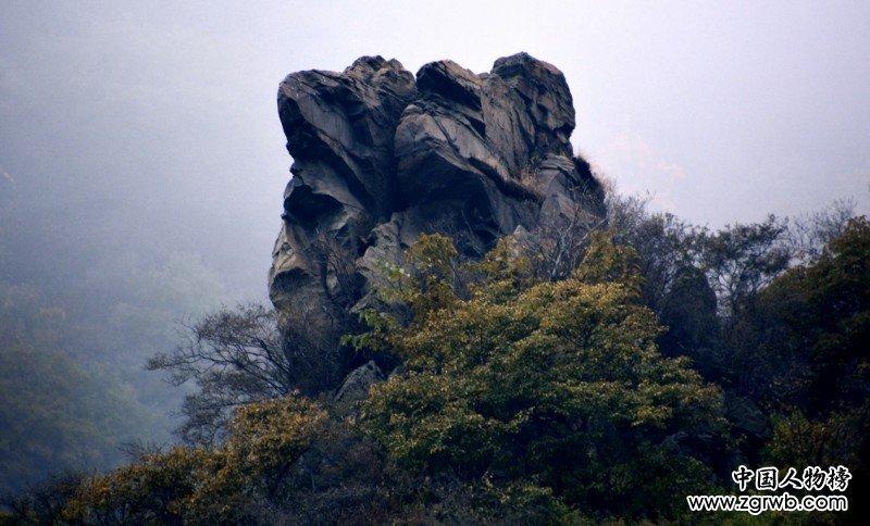 记者摄影家走进房山金祖山风景区采风