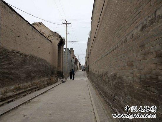 隐藏着晋商密码的龟城——梁村古堡