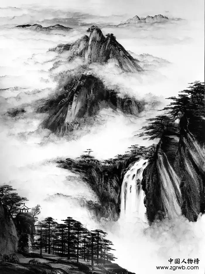 张明华——中宣盛世国际书画院院聘画家、著名书画家