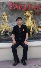 刘云昌——中宣盛世国际书画院院士、著名书画家
