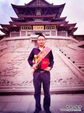 庆祝建国70周年书画艺术成就代表人物——张洧川