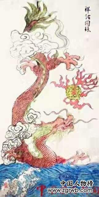 冯汉民——中宣盛世国际书画院会员、著名书画家