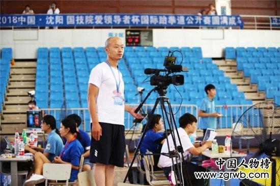 刘光伟-一个从跆拳道行业走出来的动作导演
