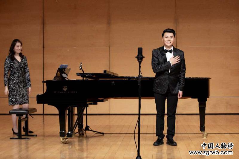 湘音嘹亮国音堂——郁留成硕士中期独唱音乐会在京举办