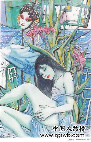 水墨年华 —— 艺术家吕江