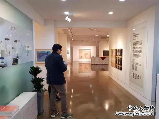 张大千美术学院罗凯教授与海归艺术家刘鸣谦先生入选韩国艺术家展