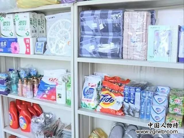 河南卫辉这家超市真奇怪不要现金要爱心