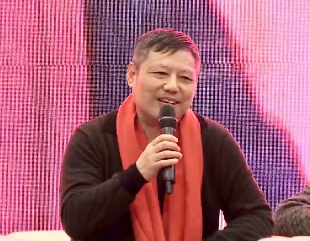 瑞雪迎春——中国文化进万家优秀传统文化高峰论坛和书画作品品评展在北京举行