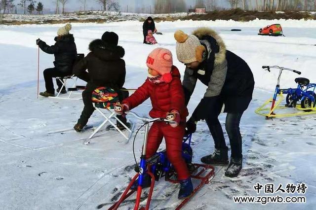 """和硕金沙滩""""冰雪童话世界""""新年开启迎客"""