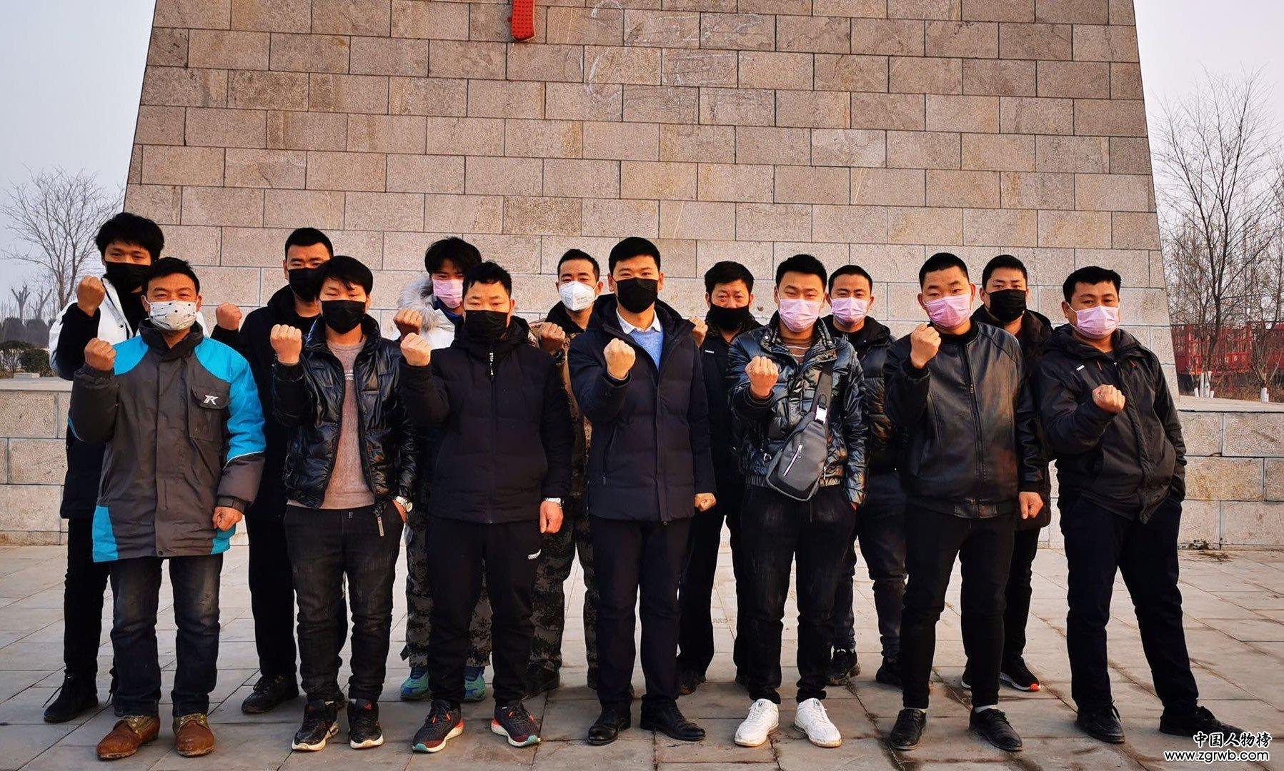 退伍军人李继光:带领突击队赶赴北京积极参加抗击疫情