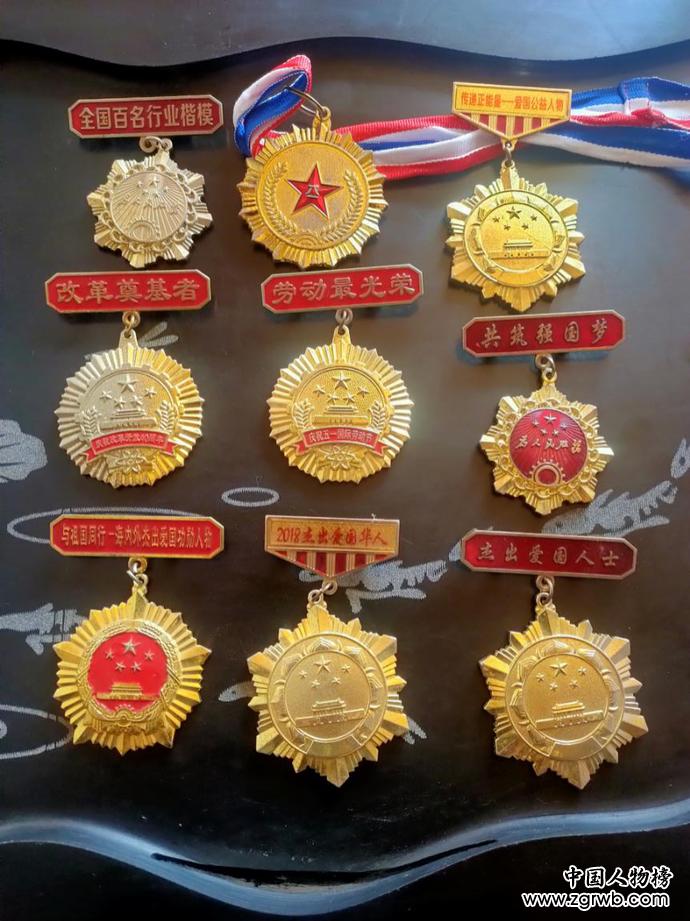 李懿轩——中国杰出传承人物 献礼全国两会
