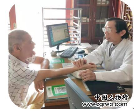"""最美名中医杨广海 非药物拨罐外治疗法十针刺药注疗法十""""电极"""