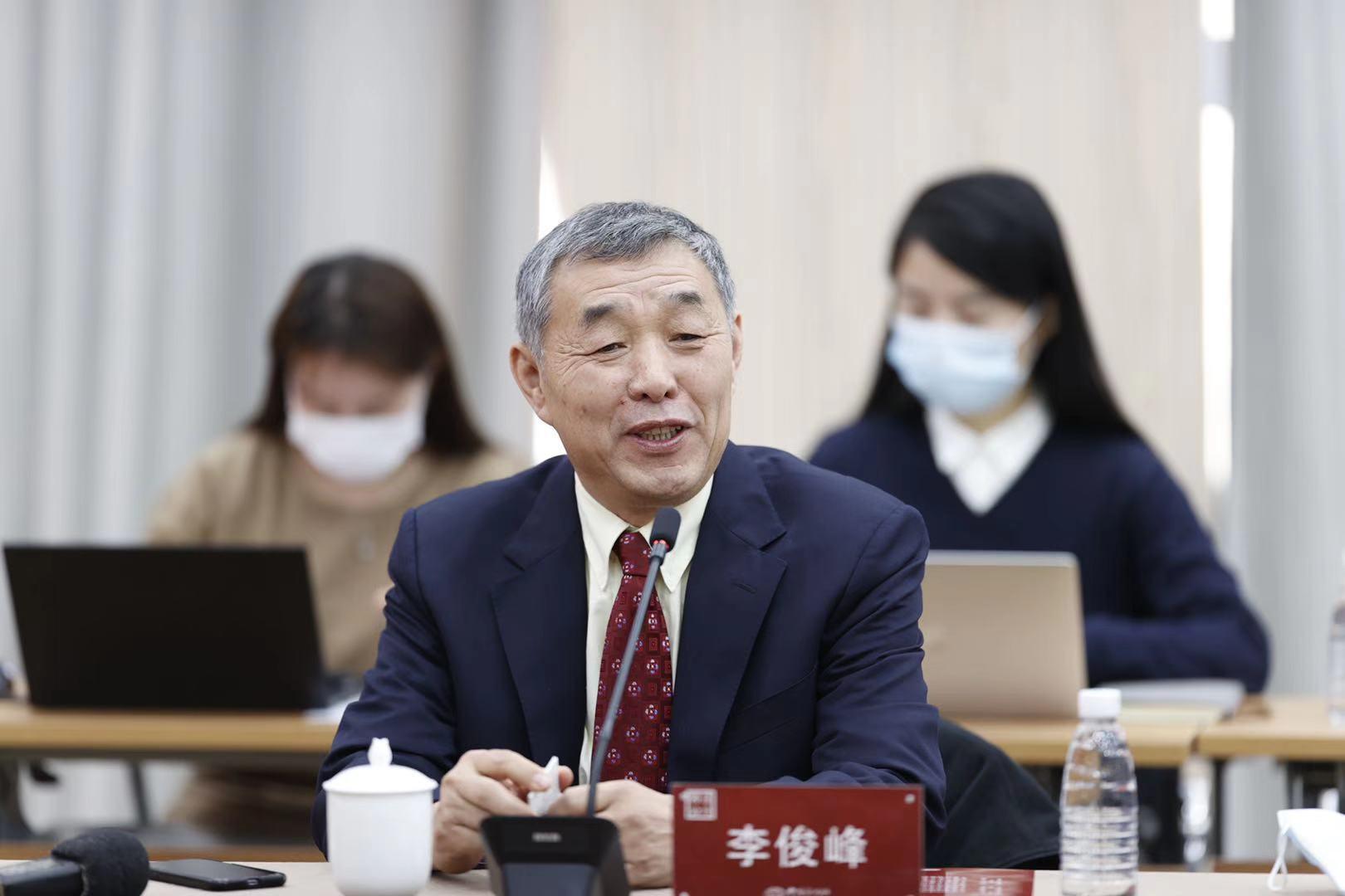 中新社举行国是论坛解读中央经济工作会议