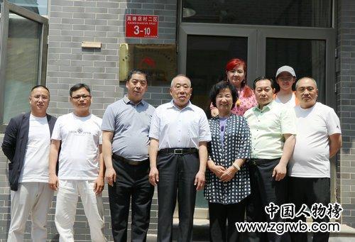 """中医药文化工作委员会一行应邀参观""""太岁""""研发基地"""