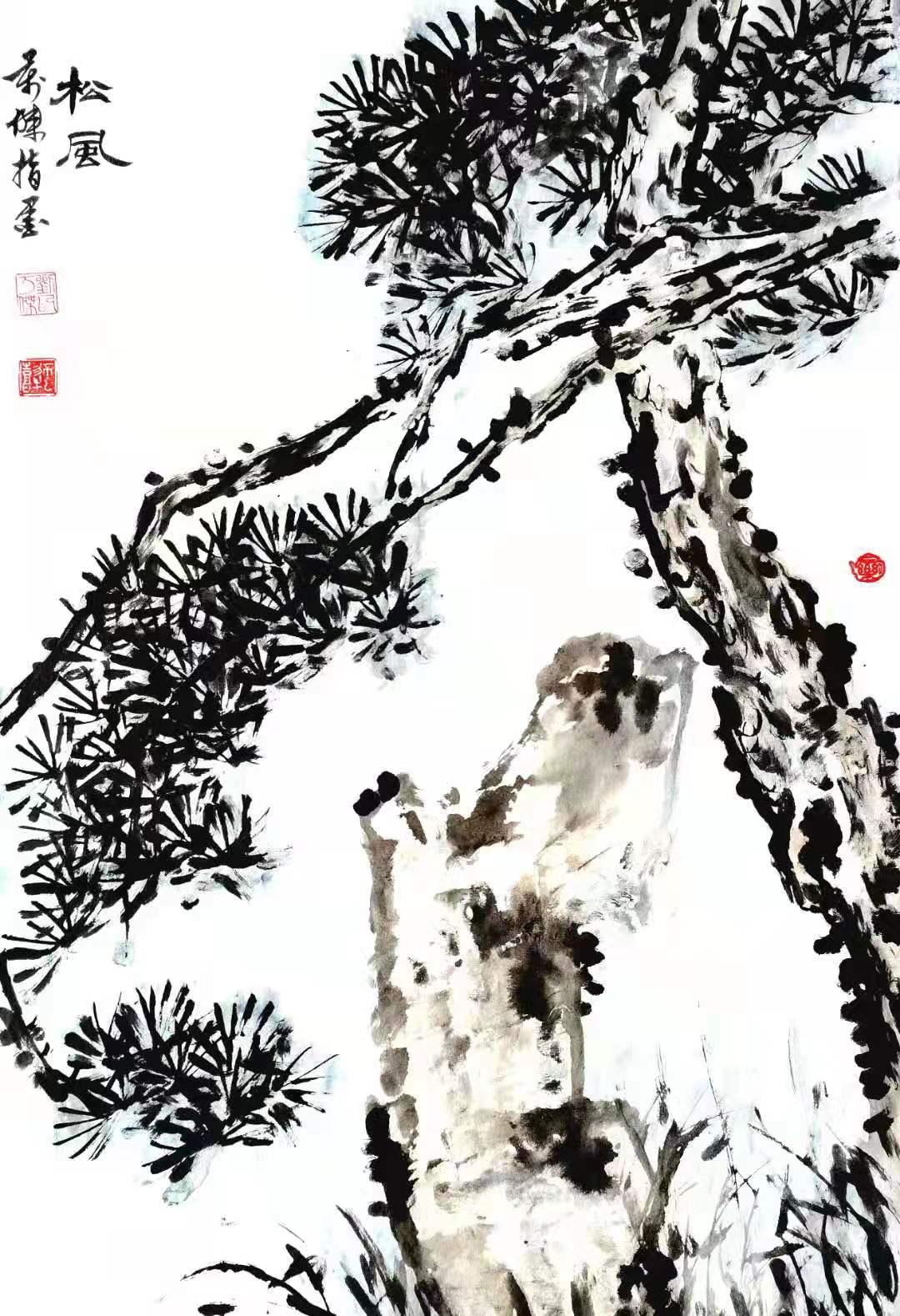 展艺术名人风采,弘万家文化精髓——刘万杰