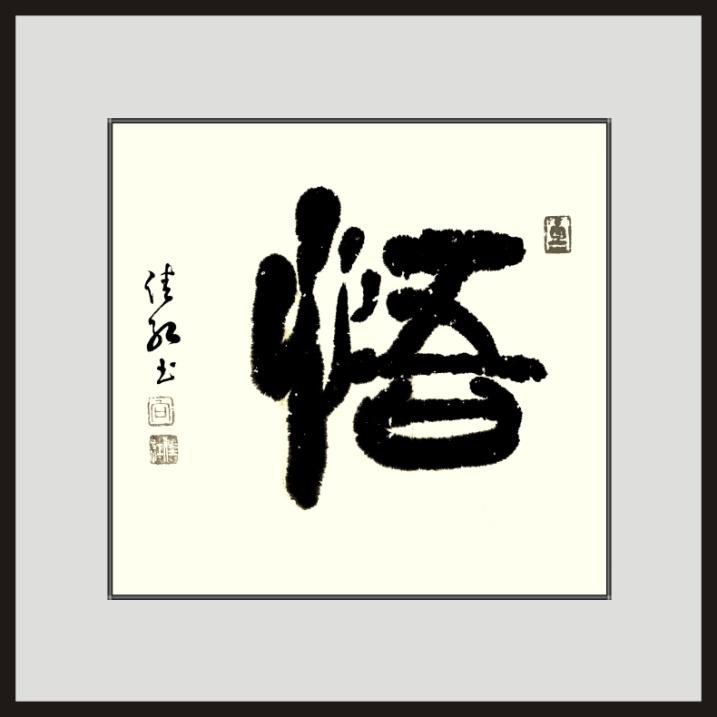中国当代书法家风采--向佳红