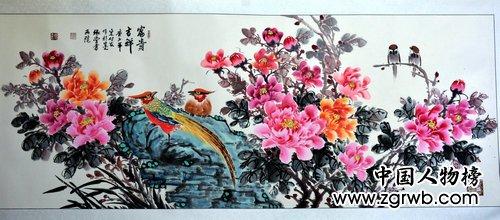 宋付友:用书画之情讲述中国故事
